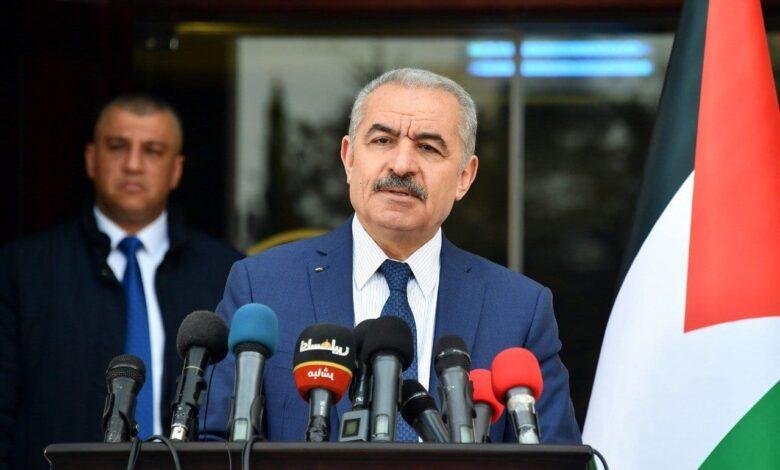 محمد أشتية رئيس وزراء دولة فلسطين
